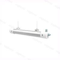 LED Tüpler Yuvarlak Üç Anti-ışık Entegre AC220-240 V 200 ° Fasulye Açı SMD2835 Depo Fabrika Atölye DHL için Su Geçirmez Toz Geçirmez Antikoroziv