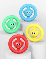Squishy Party Favor Decompression Toy Grip Silicone Acoustic Play Screaming Monkey Exercise Finger Hand Grips Squeeze Unzip Sound Original Factory