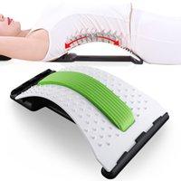 1pc posteriore attrezzature elasticizzatore massaggiatore magia barella fitness sostegno lombare rilassamento dolore dolore dolore correttore sanitario cura