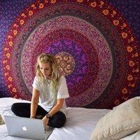 الأوشحة الجدار شنقا القماش شال الطباعة الرقمية منشفة الشاطئ نسيج Tapestry