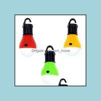 Lanternes et Cam Randonnée Sports Sports à l'extérieur3pack Tente LED BB Portable Lanterne Portable Night Light for Cam, Randonnée, Pêche, Éclairage extérieur