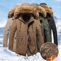 Moda uomo inverno caldo con cappuccio softshell per il cappotto morbido antivento con guscio di alta qualità maschio giacca giacca