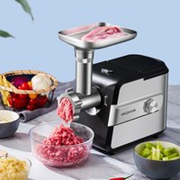 Przechowywanie elektronicznych cyfrowych mięsa Meat Maszyny Maker Kiełbasa Home Elektryczne Maszyny Grinder