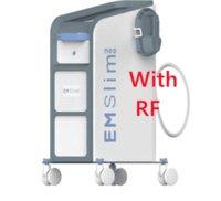 2021 EMSLIM NEO RF آلة EMS Hi-Emt Sculpt EMS تحفيز العضلات الكهرومغناطيسي الدهون حرق تشكيل معدات التجميل Hiemt (Qem logo)