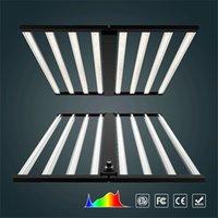 성장 조명 640W PRO 1400-1600PPF BLOOMEVG-08C 삼성 LM281B 3500K 성장 빛 LED 식물 성장 램프 전체 스펙트럼 수경