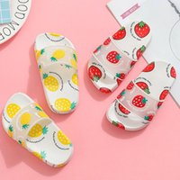 Slipper 2021 Summer For Little Boys And Girls Cute PVC Beach Sandals Toddler Family Casual Shoes