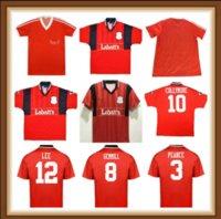 79 80 Nottingham Ormanı 1994 Collymore Haaland Retro Futbol Forması 94 95 Gemmill Bohinen Roy Stuart Pearce Klasik Vintage Futbol Gömlek10