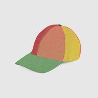 Classic Bucket hats Breathable tennis Baseball Sun beach cap for men woman snapbacks Ball Caps Summer Mesh fit hat Patchwork Fashion icon Visor fascinator hatss boxs