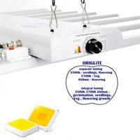 LM301H LED Cultive Light Full Spectrum 1632umol / S 2.52umol / j Sistema de crecimiento de fluencia hidropónica