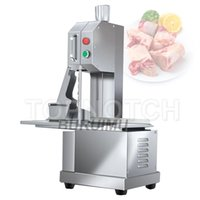Electric Bone Saw Machine Commercial Meat Cutter Fish Cutting Maker For Restaurant And Hotel
