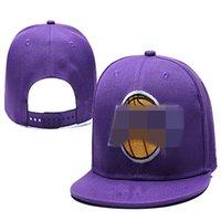 Basquete de marca quente Basquetebol Basebol Basebol All Team Football Hats Womens Mens Flat Caps Hip Hop Mix Order
