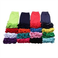 MudBala Girls Hycing Reblack Shorts Летние короткие штаны для маленькой девочки 100% хлопчатобумажная равнина 12 м 8 лет