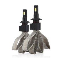 Autoscheinwerfer 2 stücke 8000lm 72WRoadsun S7 Automobil-LED-Scheinwerfer S2-HID-Arbeitslampe Hohe Fokus-Licht-Cob IP68 72W