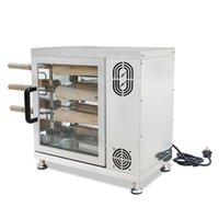 Chemise Hongroise Cake Cake Four Commercial Rouleau électrique Pain Machine à pain