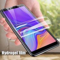 Protetor de tela de TPU suave Celular Full Hydrogel Filme para Samsung Galaxy A3 A5 A7 J3 J5 J7 Nano Filme (não vidro)