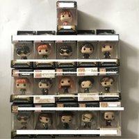 Funko pop Harry Potter Keychain Ron Hermione Ginny doll model toy Pendant