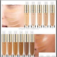 Face Health Beauty Drop entrega 2021 Corretivo Facial Cobre manchas e desvanece círculos escuros Retoque de cor de pele de pele GHF9R