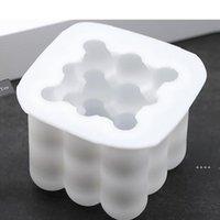 실리콘 금형 수제 DIY 공예 촛불 비누 제조 용품 수공예품 FWA4760