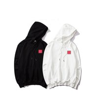 2021 sudaderas con capucha suelta Versión oficial de alta calidad de alta calidad Hip Hop Pullover 21SS Designer con capucha parejas suéter