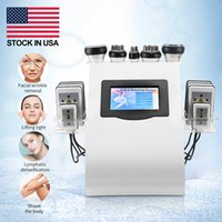 Ultrasonic Cavitation Slimming Machine 6 In 1 Lipo Laser Bod...