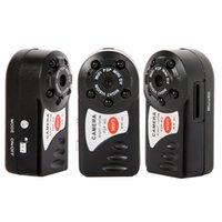 Mini WiFi P2P IP DV Cámara Q7 IR Visión nocturna Video Video Videocámara Portátil Deportes DV Coche DVR Red inalámbrica Cámara de seguridad para el hogar