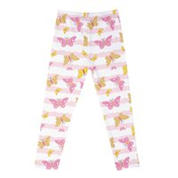Girls Leggings Baby Pants Kids Wear Butterfly Print Teenage Children Tights Skinny Trousers Child Clothes B6360