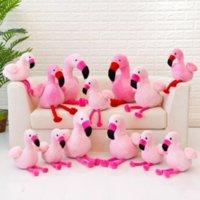 30 см Flamingo плюшевые игрушки розовые фламинго фаршированные куклы чучела животное игрушка домашняя подушка подушка рождественские подарок DHL доставки