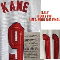 Home Têxtil 2021 Final Jogador Desgastado Projeto Foden Kane Grealish Sterling Mount Soccer Patch Badge