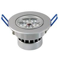 Downlights 천장 조명 3 * 3W / 4 * 3W / 5 * 3W LED Recessed Spotlight Downlight 멋진 흰색 100-245V 회의실 에너지 절약