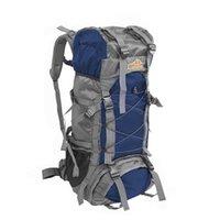 60L Sac à dos tactique militaire en plein air imperméable grand camping Voyage Daypack Sac d'alpinisme avec couverture de pluie Hommes Femmes Escalade Rucksack