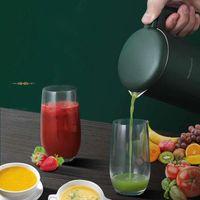350ml Soymilk Maker Machine Automatic Electric Juicer Blender Heatable Soya-Bean Milk Rice Paste Free-filter 220V Juicers