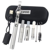 Предварительный нагрев наборов испарителя Evod Dry Herb 4 в 1 Травяной воск Vape Pen Ecigs для распыления E-Lique Socizer Somking Pen
