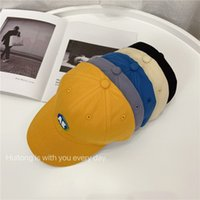 Ins angebracht Tuch Baseballkappe Hut Weibliche Chun Xia Han Edition AE Männliche japanische Beliebte Logo Hip-Hop Sunshade Cap Flut Freizeitbuchstaben