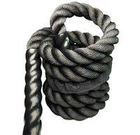 Pulso pesado pular fitness pulando cordas ponderadas treinamento de poder profissional durável para impulsionar o equipamento de ginástica de resistência à casa Cawwp xmyk0