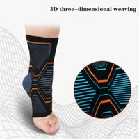 Sports Socks 1PC Ankle Brace Compression Support Sleeve Elastic Breathable For Injury Recovery Joint Pain Basket Foot Wholesale