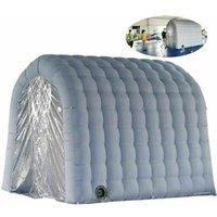 3X2X2.5MH نفخ تطهير النفق العام قناة التعقيم خيمة القناة الطبية للمستشفى