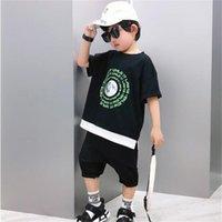 Primavera Estate Big Boys Girls Harem Shorts Bambini Vestiti per bambini Abbigliamento stile moda Casual Pants 1000 V2