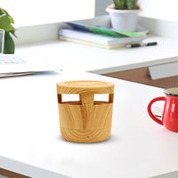 Wooden Bluetooth Wireless Speaker Loudspeakers Surround Mini Wood Music Player for Phone computer
