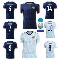 Национальная команда Шотландия Футбол Джерси Бланк 7 Джон Макгинн 4 Скотт MCTOMINAY 3 Энди Робертсон 20 Фрейзер 10 Адамс 5 Hanley 9 Dykes 8 McGregor Футбольная футболка для футболки Мужчины