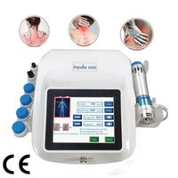 Health Gadgets ED Electromagnetic Extracorporeal Shock Wave Therapy Machine waist Back Body Massage Pain Relief