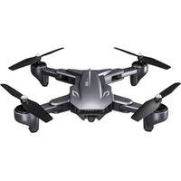 2.4G 와이파이 FPV RC 무인 항공기 Visuo XS816 셀카 카메라 4K 광 흐름 듀얼 접이식 Quadcopter 장난감 아이 드론