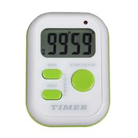Timers B2RA Multifunction LCD Digital Timer Count-Down Up Clock Cooking With Stand For Kitchen,Baby Feeding,