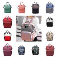 Fraldas fraldas sacos amamentando mamãe madernidade mochilas designer bolsas moda mochila mochila ao ar livre viagem organizador 56 estilos wy1298