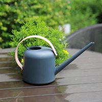 Gartenarbeit Gießkanne Plastiktopf Haushalter Sukkulenten lang Mund Wassergarten liefert Zubehör Ausrüstungen