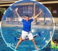 السفينة حرة 2 متر pvc نفخ الهامستر الإنسان الكرة المياه المشي الكرة نفخ waterball zorb الكرة كرات العملاق المطاطية