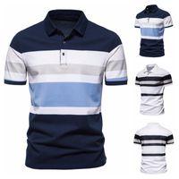 mens polo shirt Simplicity tshirt luxurys formen designersclothes originality teeshirts summer Short sleeve M L XL 2XL 3XL black white