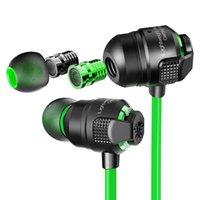 Headphones & Earphones G23 Dual Modes Magnetic In-ear Wired E-sports Adjustable Volume Earphone Music Sport Gaming Headset