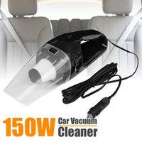 Araba Süpürge 150 W 12 V Taşınabilir El Oto Islak Kuru Çift Kullanım Duster Asur Voiture