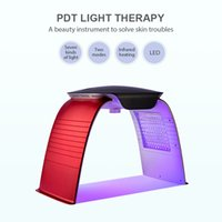korean led pdt lighting color therapy 7 colors facial care mask beauty machine
