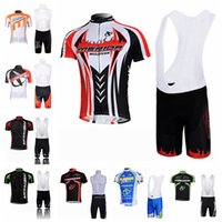 Merida Team Cycling Manica corta maglia Bib Shorts Set Summer Traspibile da uomo manica corta Bib Shorts Sport Jersey Set